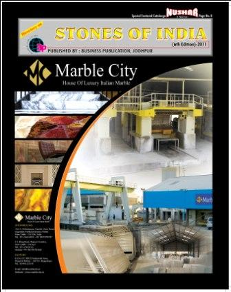 Business publication stones of india , Our VI Edition is Successfully Published