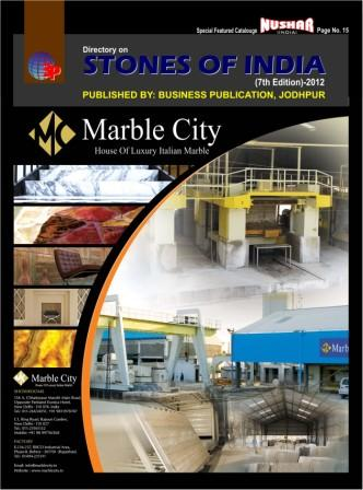 Business publication stones of india , Our VII Edition is Successfully Published