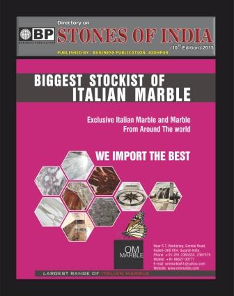 Business publication stones of india , Our X  Edition is Successfully Published